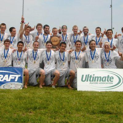 CUT National Champions 2009