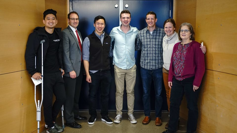 Winners of the 2020 Start-Up Fellowship Competition
