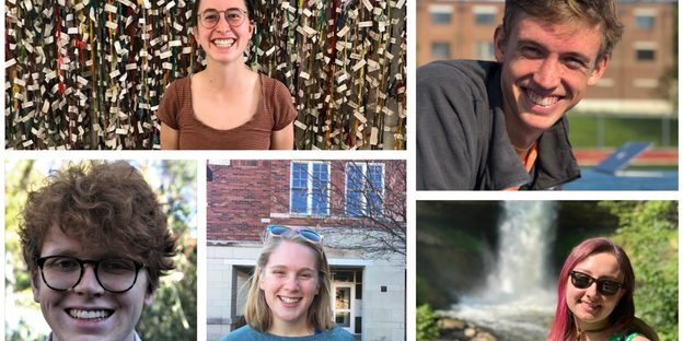 2020 Fulbright recipients