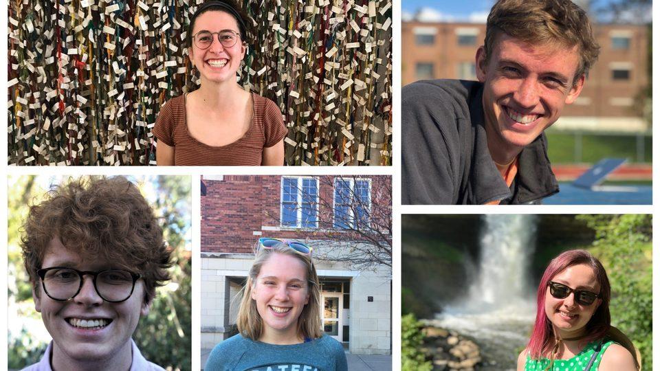 2020 Fulbright recipients
