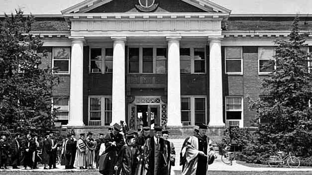 Class of 1970 Commencement