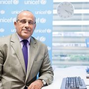Image of Youssouf Abdel-Jelil, UNICEF representative to Vietnam.
