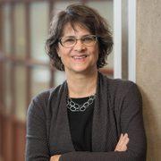 Portrait of Johns Hopkins University history professor, Martha S. Jones.