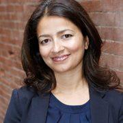 Immigrant advocate and scholar, Sayu Bhojwani.