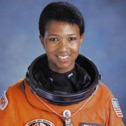 Portrait of astronaut Mae C. Jemison