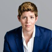 Commentator and political pundit, Sally Kohn.