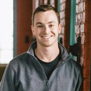 Social entrepreneur Evan Lutz, owner of Hungry Harvest