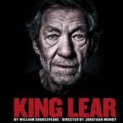 """Image of promotional poster for National Theatre's production of """"King Lear."""""""
