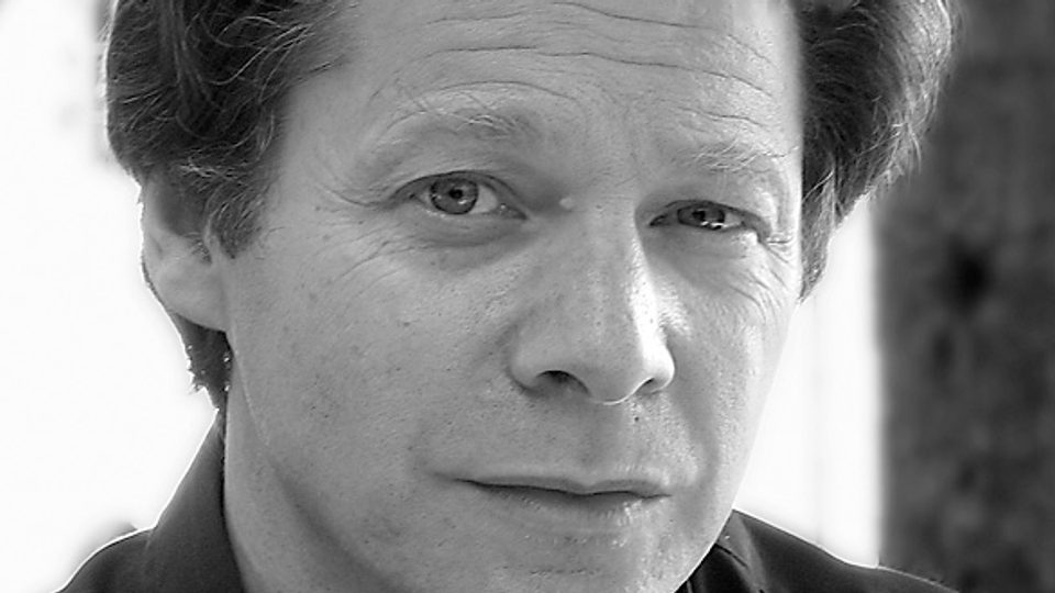 Poet and translator Peter Cole