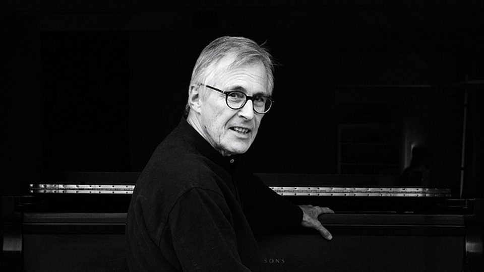 Pianist and conductor Christian Zacharias
