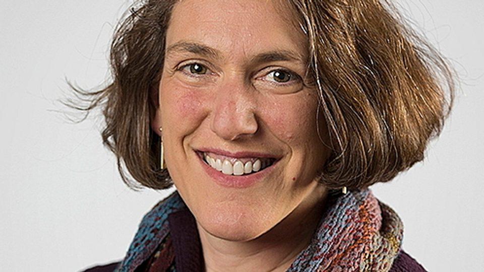 Image of Serena Zabin, professor of history.