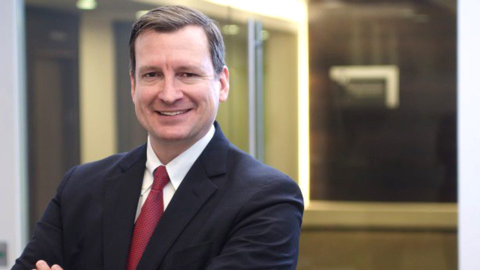 Image of cyber security expert Tom Brown, Carleton Class of 1991.