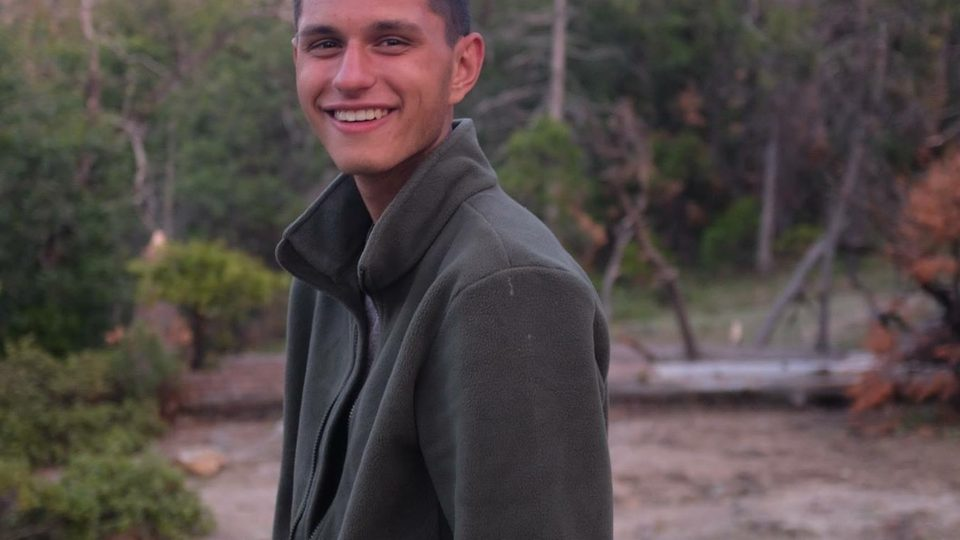 Image of Ismael Maxwell '21, recipient of a 2019 Boren Scholarship.