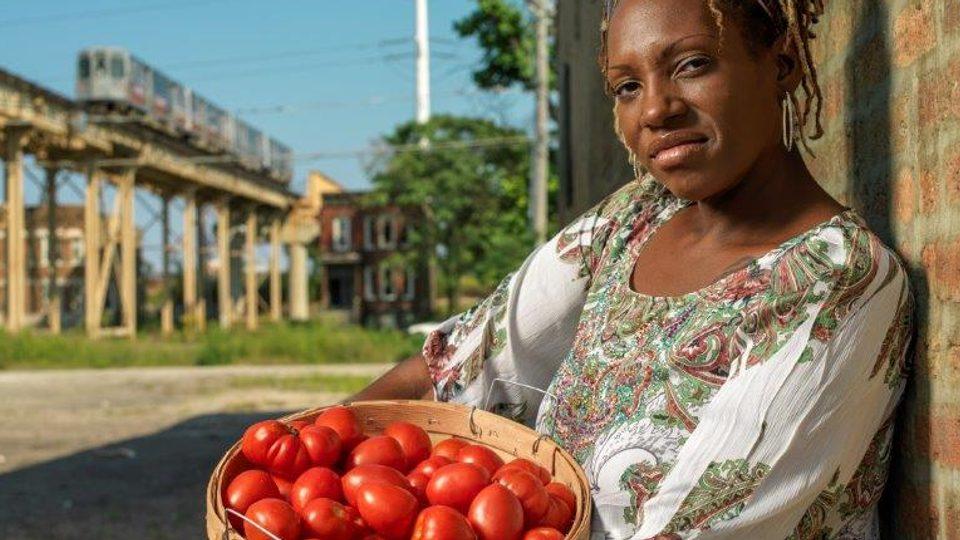 LaDonna Redmond, food activist