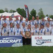 Eek wins Division 3 Nationals in Buffalo, NY, 2011.