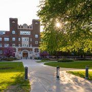 Campus photos, spring 2020