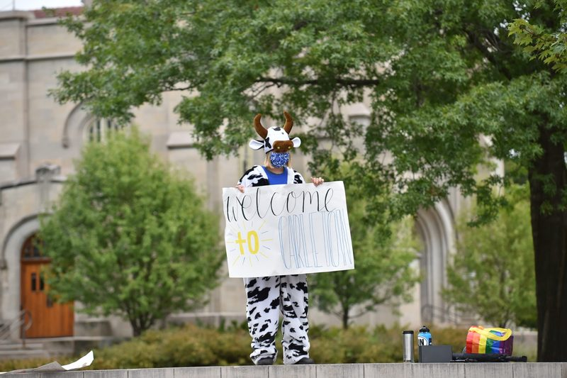 Class of 2024 Move-in day