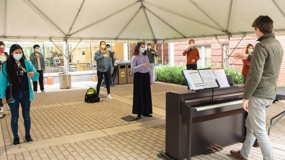 Carleton Choir