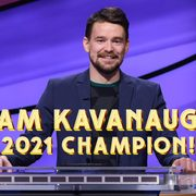 Sam Kavanaugh '13 is the 2021 winner of the Jeopardy! Tournament of Champions.
