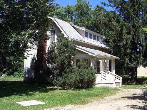 Parr House