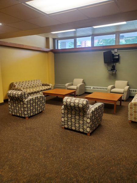 1st Musser Main Lounge