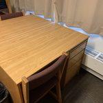 Myers Corner Double Room-Desks