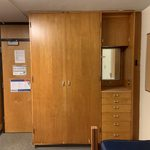 Myers Standard Double-Closet & Drawers