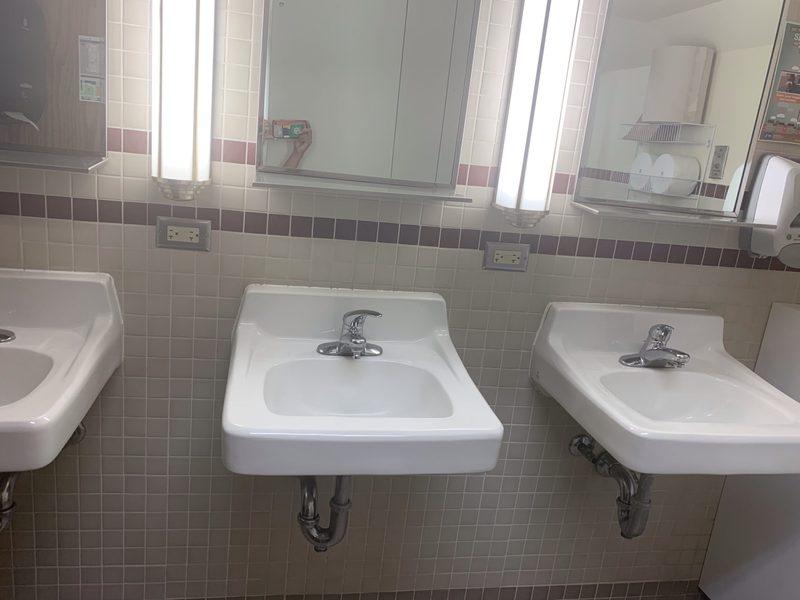 Nourse Bathroom-Sinks