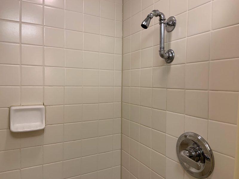 Watson Bathroom-Private Shower Space