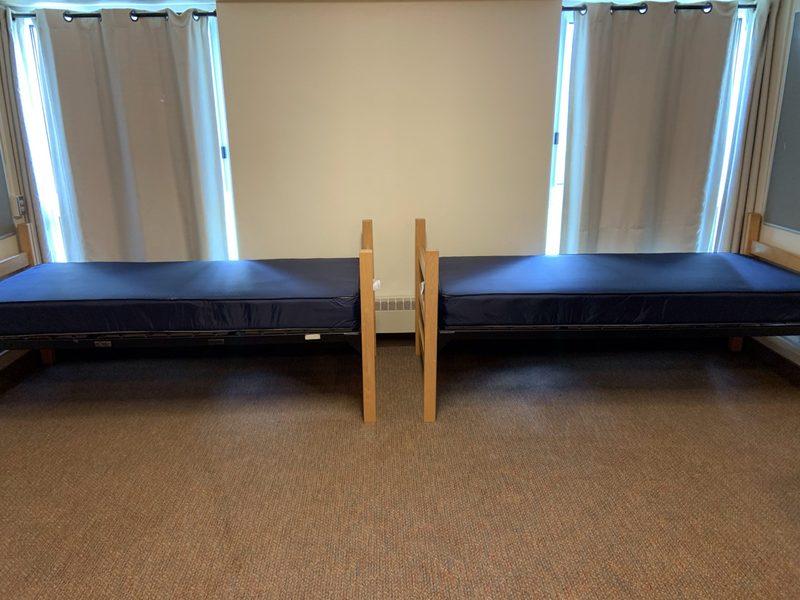 Watson Standard Double Room-Beds