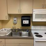 Watson Kitchen-Sink, Stove & Microwave