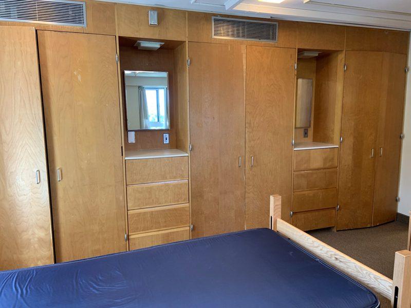 Watson Corner Room-Closets & Drawers