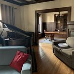 Rice House Living Room and Piano