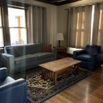 Rice House Living Room