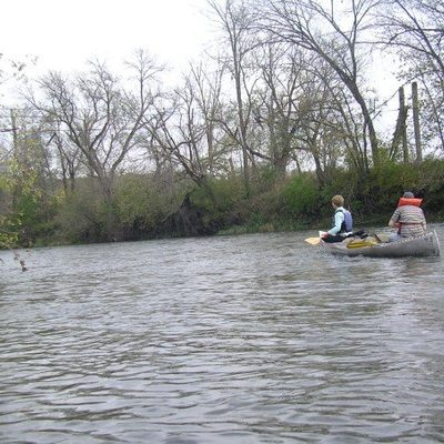 Upper Iowa Canoeing