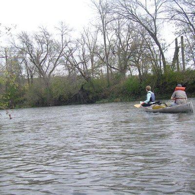 Upper Iowa Canoeing