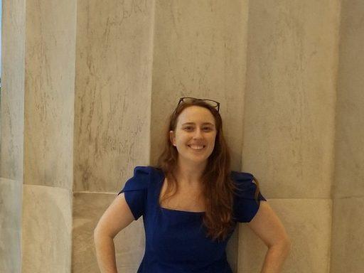 WGSE Alumni, Kristen Ferguson