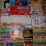 Posters in Berlin