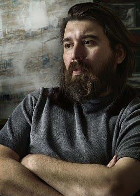 Portrait of painter and photographer Geandy Pavón