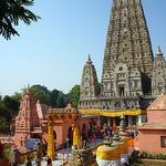 Entrance to the Mahabodhi Temple