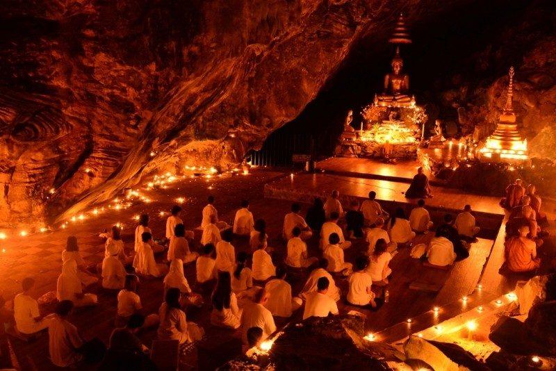 Asarnha Bucha Day celebration