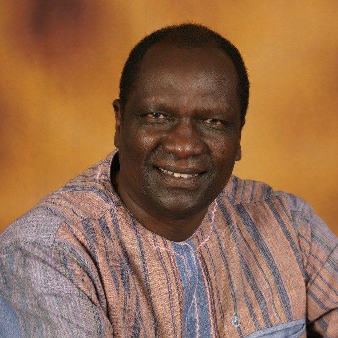 Headshot of Dr. Sarone Ole Sena