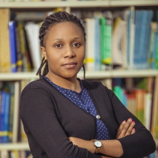 Headshot of Grace Charles Mkomwa