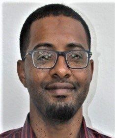 Headshot of Said Omar