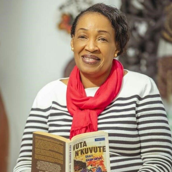 Headshot of Yusta Violet Mganga