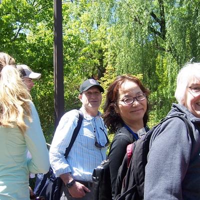 The Class of 1983 had a mini Reunion in Washington, D.C. in April 2019.