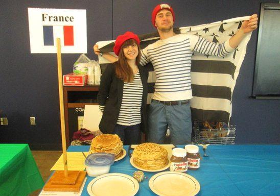 Des Bretons au Festival international de Carleton