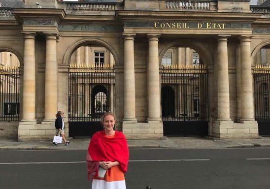 Madelaine devant le Conseil d'Etat