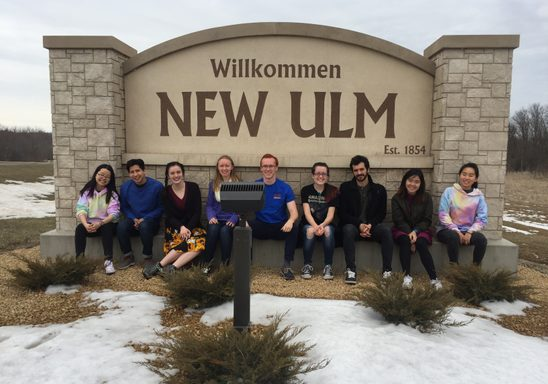 New Ulm Trip with FKK, the German Club 2018