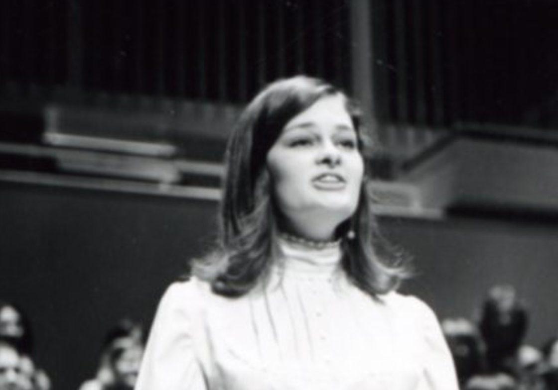 Chamber singer